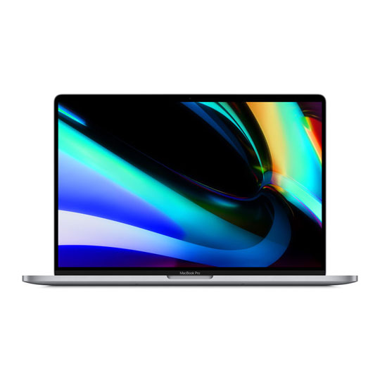 Apple MacBook Pro 16 inch Touch Bar 2.6Ghz 6-Core i7 512GB Space Grey